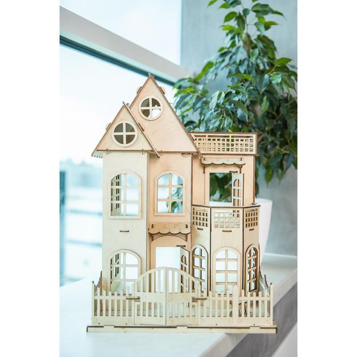 Кукольный домик «Престиж» - фото 105512025