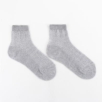 Women's socks Collorista-9 color: grey, p-p 23