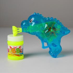 Генератор мыльных пузырей «Слоник» 11×12×4 см, МИКС