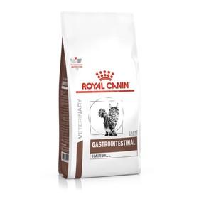 Сухой корм RC Gastrointestinal Hairball control для кошек, 2 кг