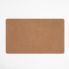 Шарф (Снуд) А.00-00001344, цвет св.коричневый, р-р 21*36 см