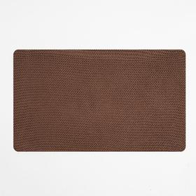 Шарф (Снуд) детский А.00-0014030, цвет коричневый, р-р 21*36 см (10-14 лет)