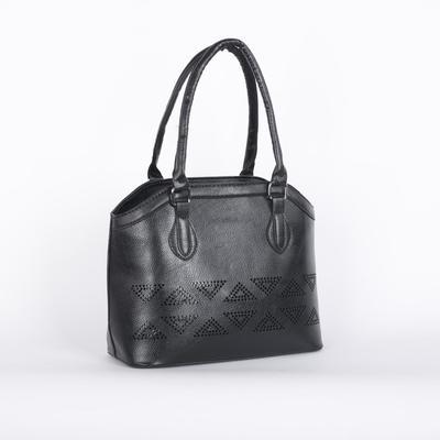 Bag 2020-04 wives, 30*13*24, otd 2 zipper, no pocket, black