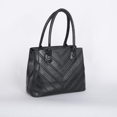 Bag wives 2020-19, 29*13*22, otd 2 zipper, no pocket, black