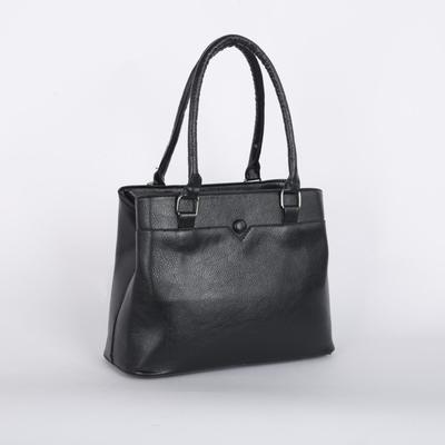 Bag wives 2020-17, 30*13*22, otd 2 zipper, no pocket, black