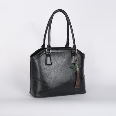 Bag wives 2020-01, 30*13*24, otd 2 zipper, no pocket, black