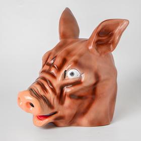 Карнавальная маска «Свинья»
