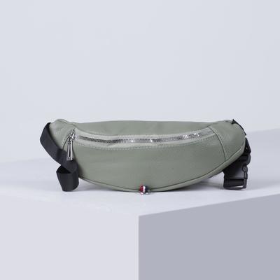 Bag lower L-H341, 30*6*12 Department zip, green