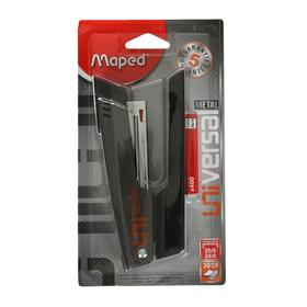 Степлер №24-26/6 25л Maped UNIVERSAL METAL метал,400 скоб в компл 039200