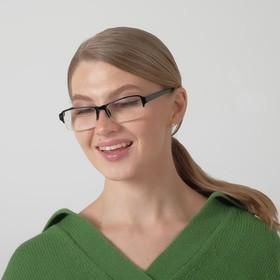 Glasses corrective 0056, color black, folded bow, +1,5