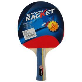 Ракетка для настольного тенниса, 2 звезды, чехол