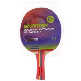 Ракетка для игры в настольный тенис Sprinter 2**, для развивающихся игроков