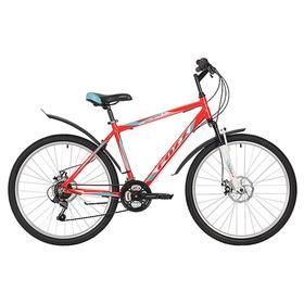 """Велосипед 29"""" Foxx Atlantic D, 2020, цвет оранжевый, размер 18"""""""