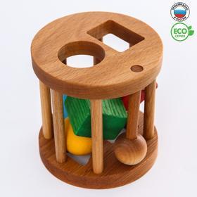 Развивающая игрушка Сортер «Первый сортер»