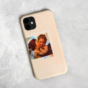 Phone case for iPhone 11, the Angels, 7.6 x 15.1 cm