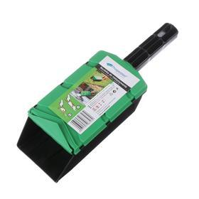 Дозатор для разбрасывания семян, удобрений, земли, песка