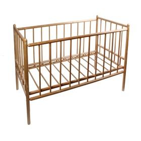 Детская кроватка «Женечка-7», цвет натуральный