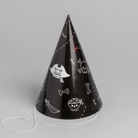Колпак бумажный «Пираты» Ош