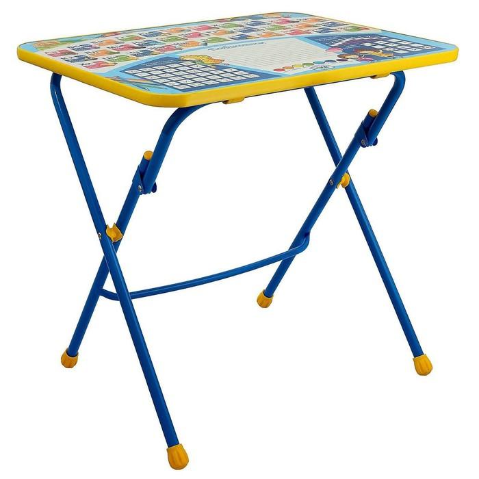 """Детский стол от набора мебели """"Никки"""" складной, с рисунком, МИКС"""