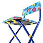 Набор мебели «Познайка. Большие гонки», складной, мягкий стул, 3 – 7 лет, МИКС - фото 105449136