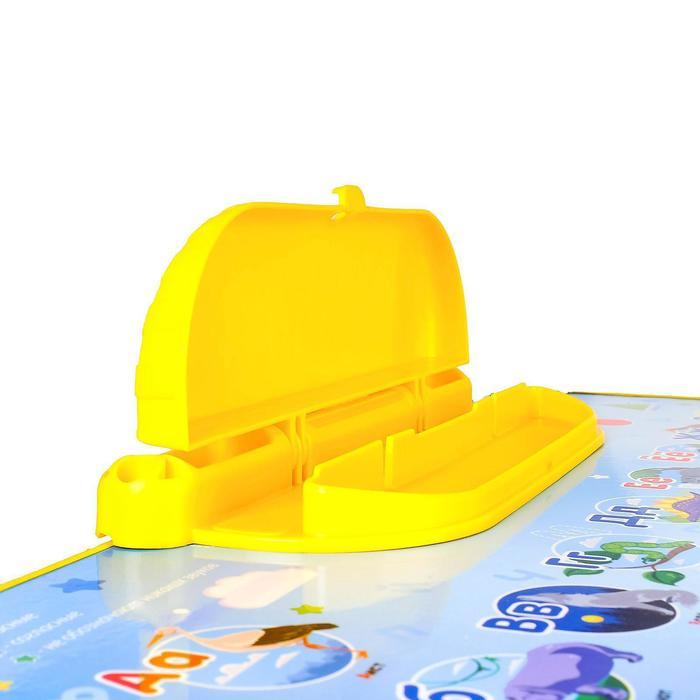 Набор детской мебели «Никки. Азбука 3» складной, цвета стула МИКС - фото 538091333