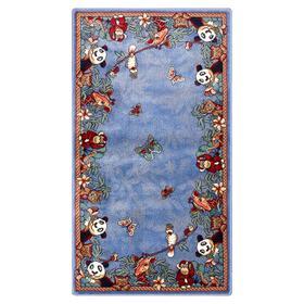 Ковер Радуга диз.40482/02 размер 80х150см цв.синий