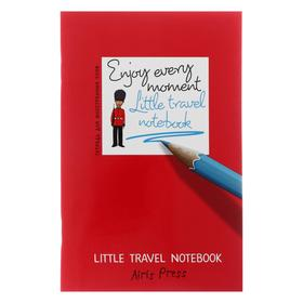 Тетрадь для записи иностранных слов А6 «Наслаждайся моментом», 32 листа, обложка мелованный картон, глянцевая ламинация