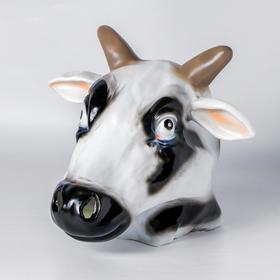 Карнавальная маска «Корова»