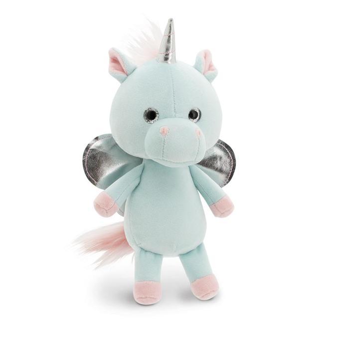 Мягкая игрушка «Единорожек мятный», 20 см - фото 105610623