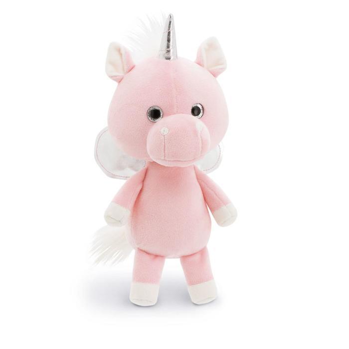 Мягкая игрушка «Единорожек розовый», 20 см - фото 4471520