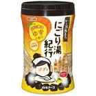 Увлажняющая соль для ванны Hakugen Earth «Банное путешествие», с восстанавливающим эффектом, с ароматом юдзу, 600 г