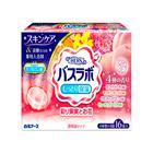 Увлажняющая соль для ванны Hakugen Earth HERS Bath Labo, с гиалуроновой кислотой, с ароматом персика, 16 шт. по 45 г