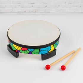 Музыкальная игрушка «Барабан» 20х20х6,5 см