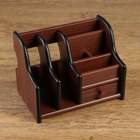 Organizer 6 sections with extension box, 21*13*15cm