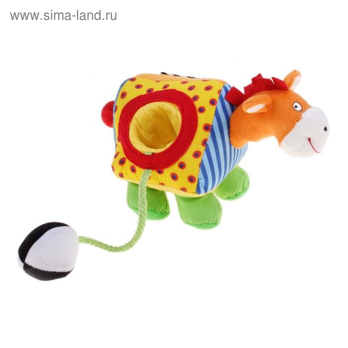 """Развивающая музыкальная игрушка """"Лошадка"""""""