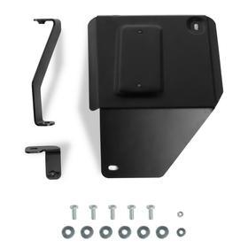 Защита адсорбера АвтоБРОНЯ Kia Seltos CVT 4WD (V-2.0) 2019-, сталь 1.8 мм, 111.02849.1 Ош