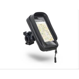 Чехол текстильный для смартфонов с экраном 6,6 c креплнием на руль