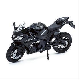 Модель мотоцикла Kawasaki Ninja ZX-10RR 1:18