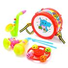 "A set of musical instruments ""Elephant"", 5 pieces, MIX color"