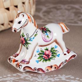 """Souvenir """"Childhood"""" rocking horse, 1st grade, 4,5х10х10,5 cm"""