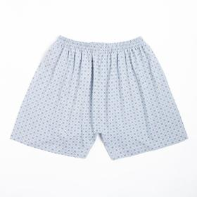 Трусы мужские шорты «Эко+», цвет МИКС, размер 48