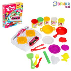 """EUREKA Set to play with clay """"stove"""", light and sound n SL-02048"""