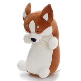 Мягкая игрушка «Собачка Корги Сплюша», 45 см