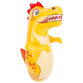 Надувная игрушка «Зверюшка-неваляшка», от 3-8 лет, МИКС, 44669NP INTEX
