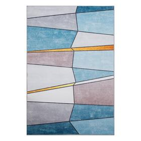 Ковер Этель «Грани» 100*150 см, 700г/м2 - фото 7436111