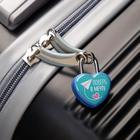 Замочек для чемодана с ключами «Поверь в мечту» - фото 1786908