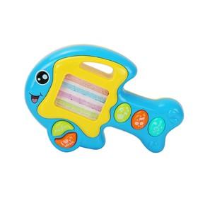 Музыкальная игрушка Жирафики «Рыбка»