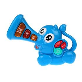 Музыкальная игрушка Жирафики «Слоник»
