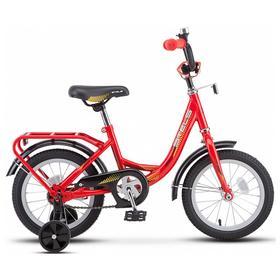 "Велосипед 14"" Stels Flyte, Z011, цвет красный"