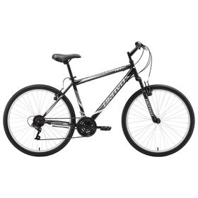 """Велосипед 26"""" Bravo Hit, 2020, цвет серый/черный/белый, размер 18''"""